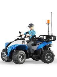 Полицейский квадроцикл с <b>фигуркой Bruder</b> 6486430 в интернет ...