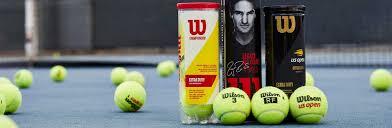 How to Choose a <b>Tennis</b> Ball | Wilson Sporting Goods