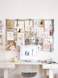 floppy but refined boho chic home offices chic office desk