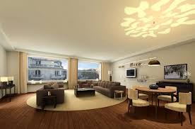 Contemporary Apartment Design Take A Look At This Beautiful Space Luxury Living Pinterest