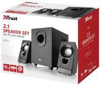 <b>Trust</b> - <b>Argo 2.1 Speaker</b> Set (PC) - Electronics Online | Raru