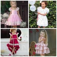 2019 Kids <b>Sequin</b> Lace <b>Plaid Dress Party</b> Bow Princess <b>Dress</b> ...