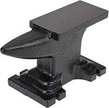 Olympia Tools 9-<b>Pound</b> Cast Iron Hobby <b>Anvil</b> 38-789: Amazon.ca ...