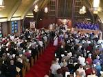 Images & Illustrations of church service