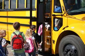 essay on how i missed the bus for kids and school students