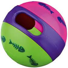 """Игрушка для кошек <b>Trixie</b> """"<b>Мяч</b> для лакомства"""", диаметр 6 см ..."""