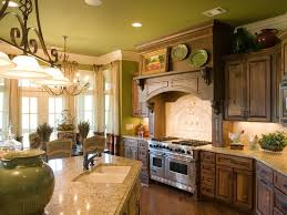 Country French Kitchen Decor Kitchen Absorbing Green Country Kitchen Decor On Wall Ceiling