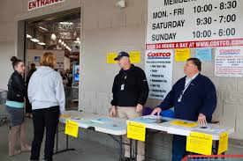 community relations teamscondust outreach at costco gov photo details