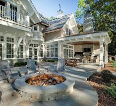 patio cover tone solid sierra outdoor spaces the patio with fire pit the covered area with outdoor k