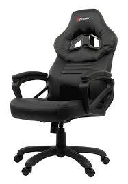 <b>Компьютерное</b> игровое <b>кресло Arozzi Monza</b> (Черный) купить за ...