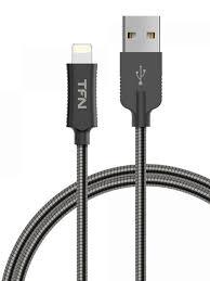 <b>Аксессуар TFN Forza USB</b> Lightning 1m Steel TFN ...