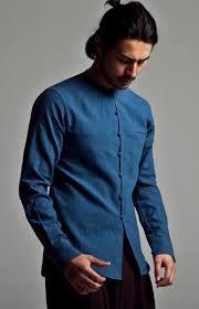 Men's <b>Fashion</b> in Chinese <b>style</b> Cotton Linen Kungfu Martial ...