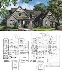 Craftsman House Plan on the Drawing Board     HousePlansBlog    Plan   vs Plan