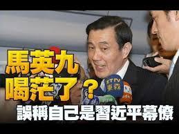 Image result for 馬英九是習近平幕僚