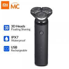 Best Xiaomi <b>Mi Electric Shaver</b> for Men | Shaving machine, Wet ...