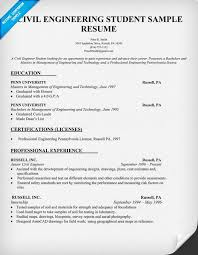 fresh graduate civil engineer resume sample civil engineer resume samples india slideshare civil engineering student resume engineering resume examples for students