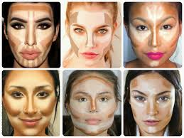 contouring for diffe face shapes check out which ones suits your face shape best and give it a go