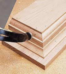 fasten quarter round enlarge image build floating shelves
