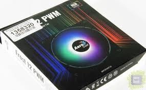Обзор 120 мм <b>вентилятора AeroCool Frost 12</b> PWM RGB ...