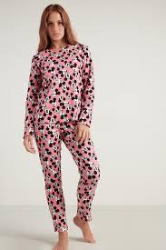 Длинная <b>Пижама</b> из Хлопка <b>Mickey Mouse</b> - Tezenis