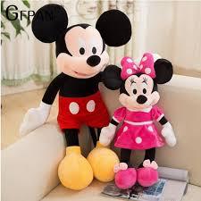 2018 <b>Hot Sale</b> 40-<b>100cm</b> High Quality Stuffed Mickey&Minnie ...