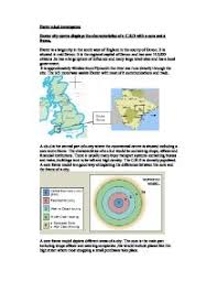 GCSE Geography Settlement Coursework   GCSE Geography   Marked by