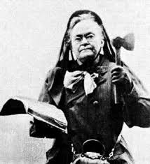 Image result for carrie nation