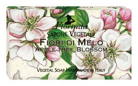 Купить <b>натуральное мыло</b> aria fiorita fiori di melo 100г Florinda ...