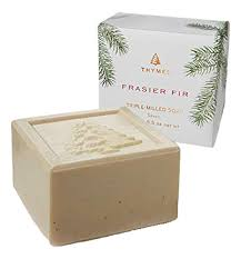 Купить <b>мыло</b> Frasier Fir <b>Luxurious</b> Bath <b>Soap</b> 155г Thymes — <b>мыло</b> ...