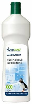 Универсальный <b>чистящий</b> крем <b>Nordland</b> — купить по выгодной ...