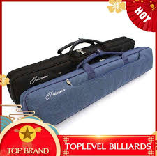 New <b>High Capacity 10 Holes</b> Oxford Cloth 1/2 Billiard Pool Cue ...