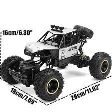 <b>28cm</b> 4WD <b>RC Car</b> Remote Control Electric Off-Road Vehicle Kids Gift