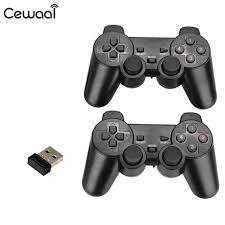 Other 2Pcs <b>2.4G</b> Wireless Game <b>Controller</b> Gamepad with <b>Vibration</b> ...