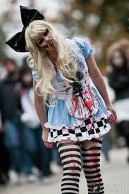 Pin by Brian on <b>Alice</b> in <b>Zombieland</b> | <b>Alice</b> in wonderland <b>costume</b> ...