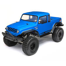 ECX <b>1</b>/<b>12</b> Barrage Gen2 1.55 <b>4WD</b> Scaler Brushed RTR | Horizon ...