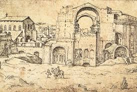 「1506, construction of San Pietro in Vaticano started」の画像検索結果
