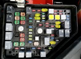 add towing & trailering to your chevy traverse gmc acadia Gmc Jimmy Fuse Box the clips holding the fuse box in were numerous and i ended up with a bunch of screw drivers stuck in them to hold enough of them open to get the box 1995 gmc jimmy fuse box