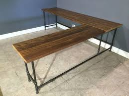 1000 ideas about diy l shaped desk on pinterest diy home office desk recycled