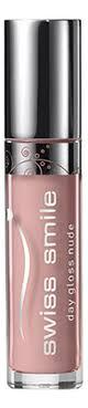 <b>Блеск для губ</b> придающий объем Day Gloss <b>Nude</b> Colorless 3,5г ...