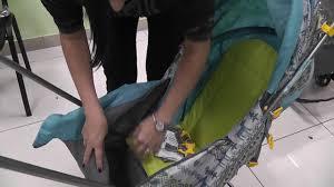 Обзор санок <b>коляска</b> Умка 3-1 с выкатным колесом от Ника Детям