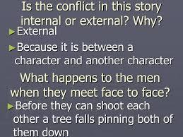 conflict essay internal conflict essay