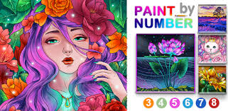 <b>Paint By Number</b> - Free Coloring Book & Puzzle Game - Apps on ...