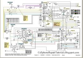 how to read cellphone    s schematic diagrams  free cellphone repair    j  page    this is the rf components circuit  in this page the rf or the process of a network during transmitting and receiving radio frequency signals