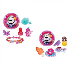 Игровой набор ZURU <b>5 Surprise Шар</b>-сюрприз для девочек купить ...