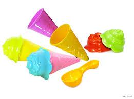 """Набор для <b>игры в песочнице</b> """"Мороженое"""" <b>Fancy</b> : купить в ..."""