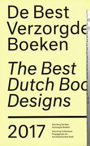 <b>Best Dutch</b> Book <b>Designs</b> 2017 - Idea Books