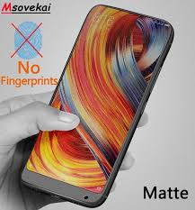 Mega Deal #92c9a - <b>Matte Frosted 9H</b> Tempered Glass For Huawei ...
