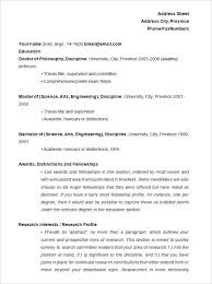 best resume formats –    free samples  examples  format download    research analyst resume format template