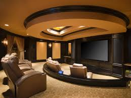 interesting home theater rooms