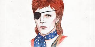 50 Years Of Glam From His Holiness David Bowie, In A Single GIF ...